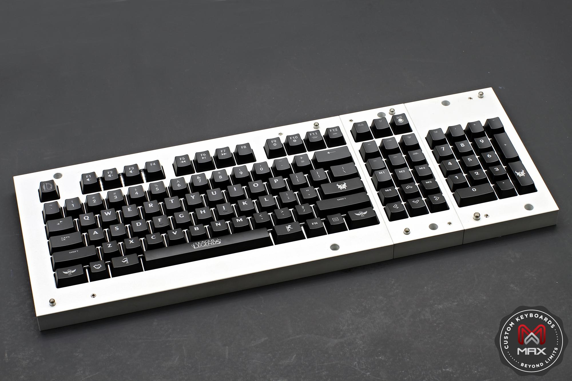 MAX Custom Backlit Keycap Set Image Gallery – MAX Keyboards