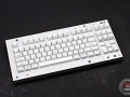 Max Keyboard Custom White Backlight Keycap Set for Varmilo vb87m
