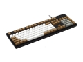 Max Keyboard Nighthawk 104-key Custom Mechanical Keyboard