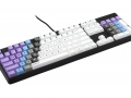 Max Keyboard Nighthawk Z Custom Color Mechanical keyboard with Top Print