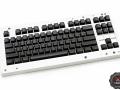 Max Keyboard Custom Backlight ANSI 87-key keycap set with Mac Layout