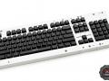 Max Keyboard Custom Backlight ANSI 104-key keycap set with Apple Mac Layout