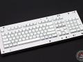 Max Keyboard Custom Backlight ANSI 104-key White keycap set for Corsair Strafe RGB