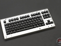 Max Keyboard Custom Backlight ISO 88-key UK + Classic layout, 6.5u spacebar