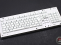 Max Keyboard Off-White Color Custom Layout Backlight Keycap Set