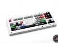 Max Keyboard Custom Color Japanese Kanji Keycap Set