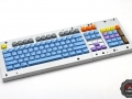 Max Keyboard Custom Color ANSI / ISO layout keycap set