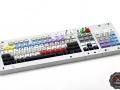 Max Keyboard Custom Top Print and Side Print