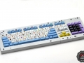 Max Keyboard Custom Top Print with Image and Text on Side Print
