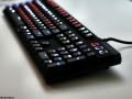 Max Keyboard Custom American Theme Backlit Mechanical Keyboard