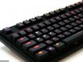 Max Keyboard Custom Nighthawk X9 Backlit Mechanical Keyboard with Cherry MX Red key switch