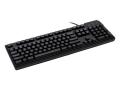 Max Keyboard Nighthawk Custom Mechanical Keyboard with top print