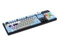 Max Keyboard Nighthawk 104-key Custom Mechanical Keyboard