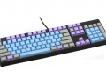 Max Keyboard Nighthawk Z Custom Mechanical keyboard with Side Print