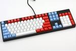 Max Keyboard Nighthawk Z Custom Color Mechanical keyboard with Korean Russian Print