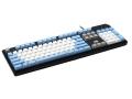 Max Keyboard Nighthawk custom mechanical keyboard with custom color front side printed keycap