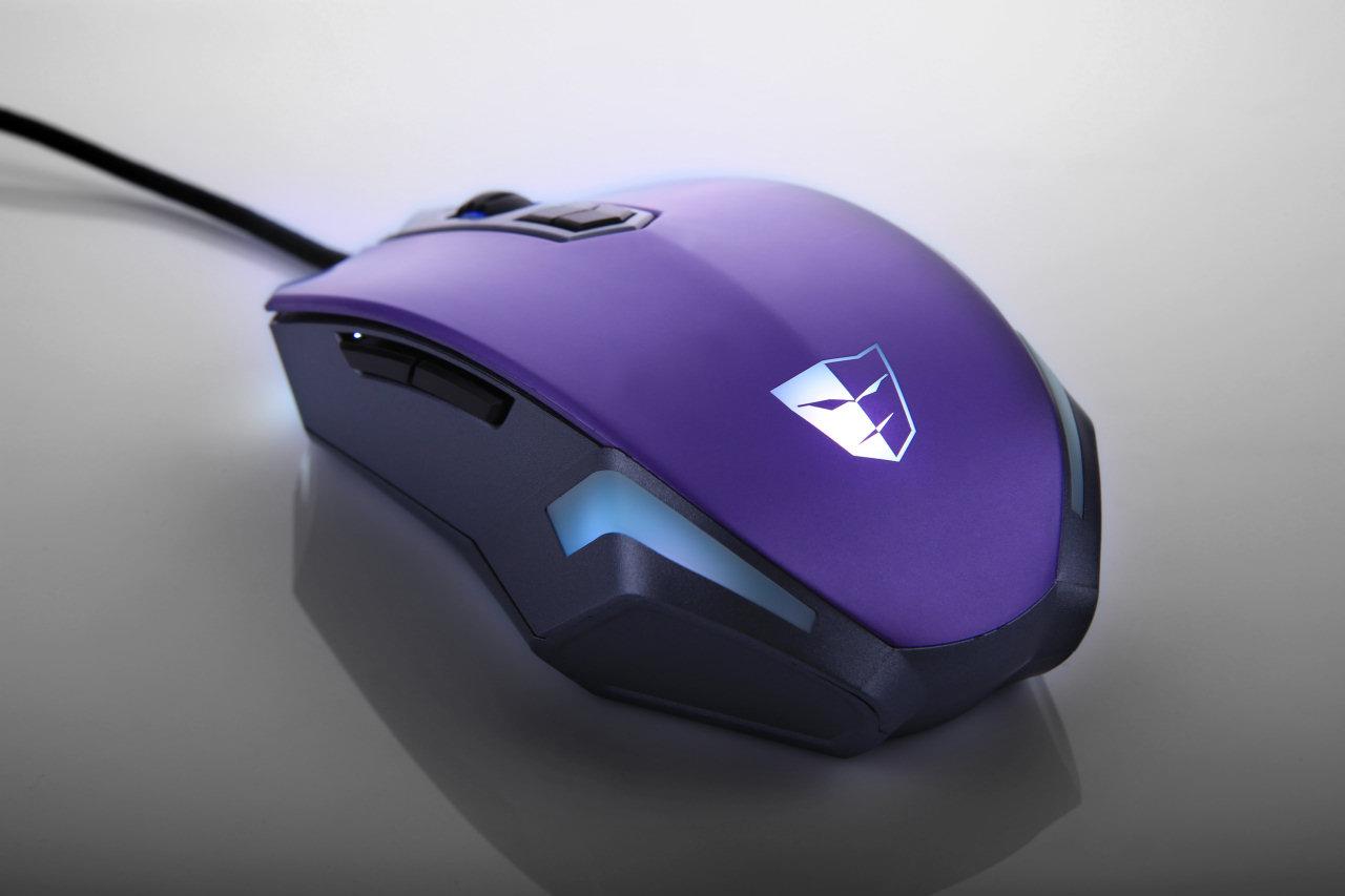 Max Keyboard Tesoro Gungnir Gaming Mouse